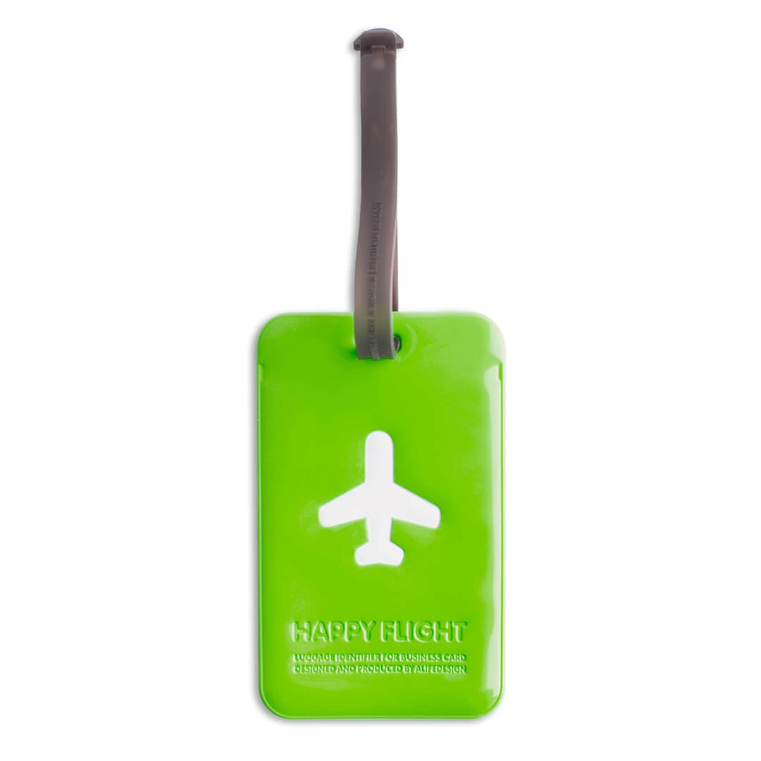 square-luggage-tag-green
