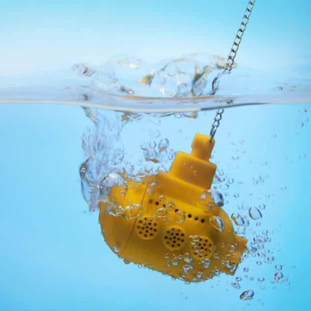 Submarine Tea Infuser by Luckies of London