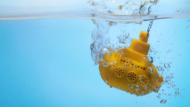 tea infuser submarine