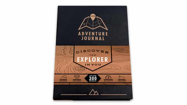 Adventure journal the perfect travel gift from luckies adventure journal by luckies solutioingenieria Gallery