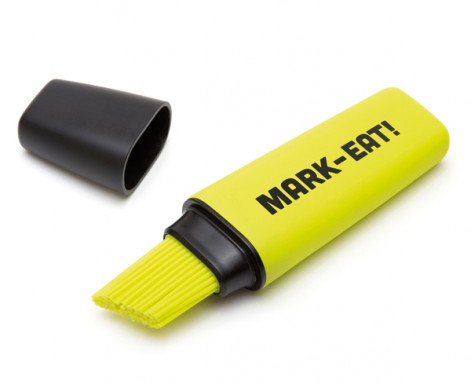 Mark Eat Basting Brush by Ototo