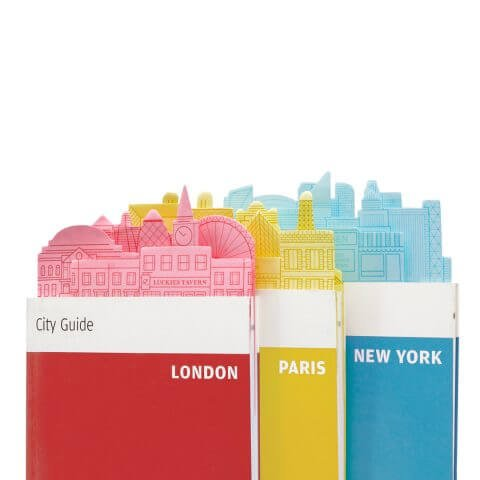 City Notes by Luckies of London