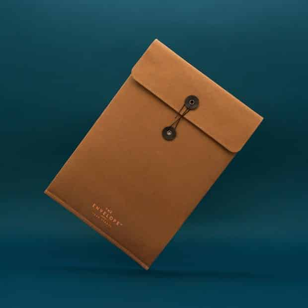 The Envelope Tech Sleeve by Luckies of London