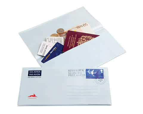 Airmail Travel Wallet