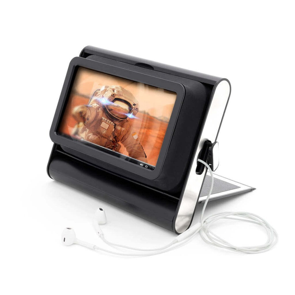 Magniviewer for movies