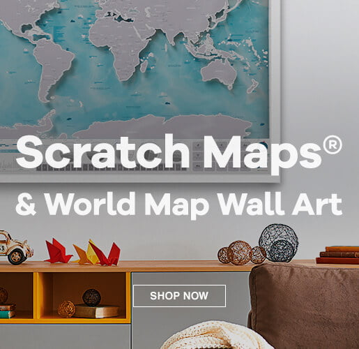 World Map Posters