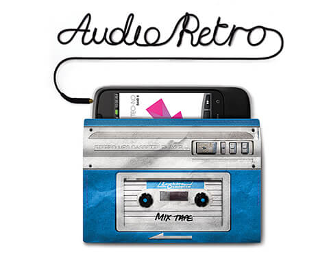 Audio-Retro-Thumbnail